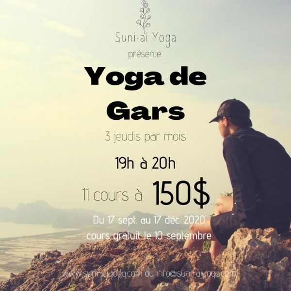 Yoga de gars